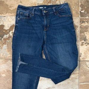 Old Navy Rockstar jeans size 8